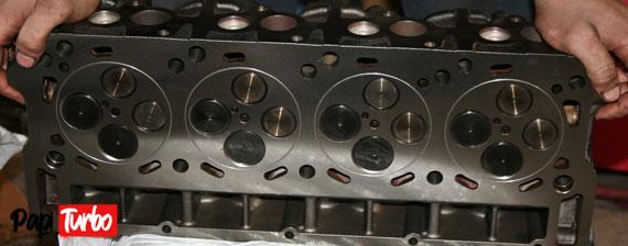Préparation moteur et culasse papi-turbo